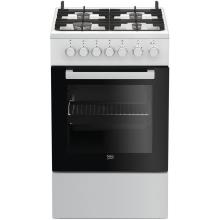 Кухонная плита BEKO FSET 52130 GW