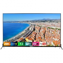 Телевизор Bravis ELED-55Q5000 Smart+T2 black