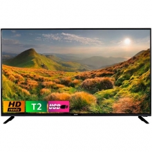 Телевизор Bravis LED-32G5000+T2 black